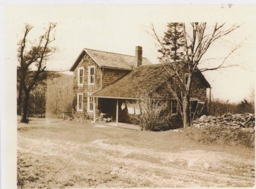 Miss Miller's House