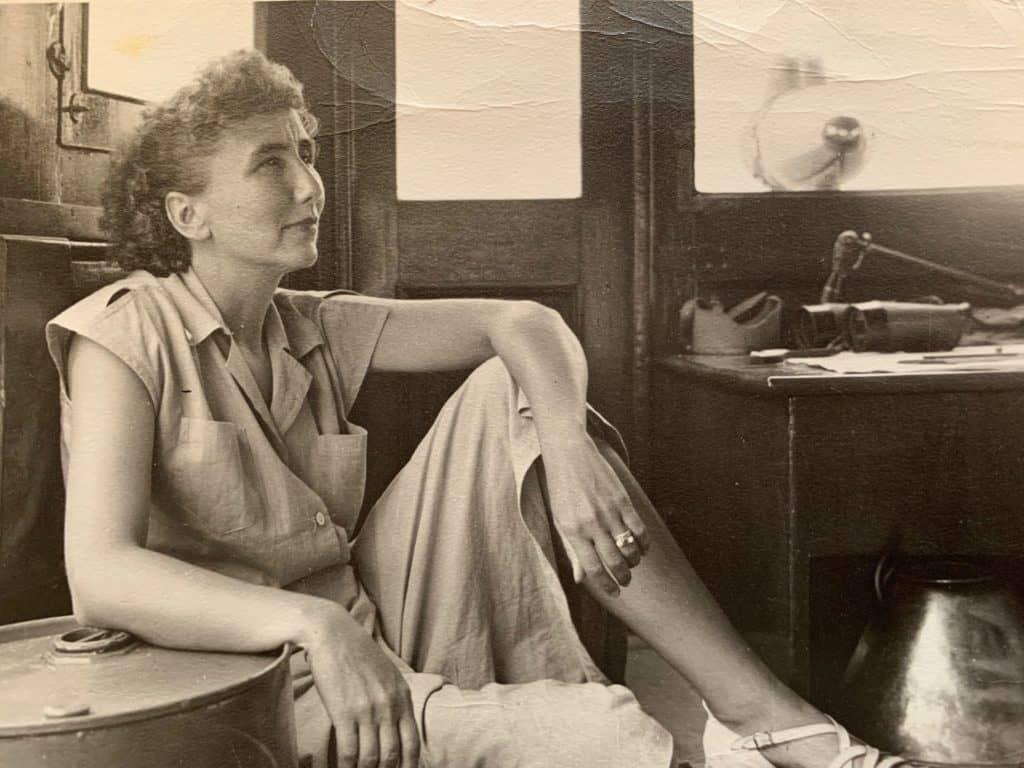 Adelaide Garrett