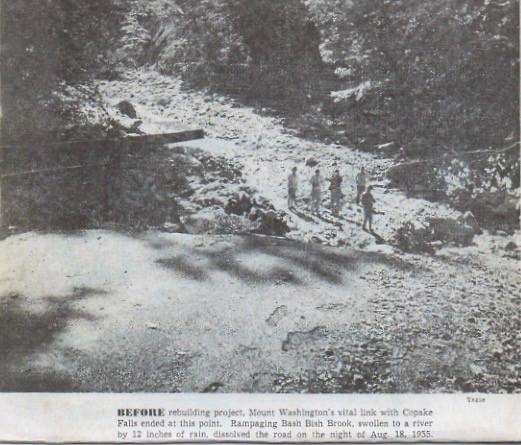 Bash Bish Brook 1955 Flood