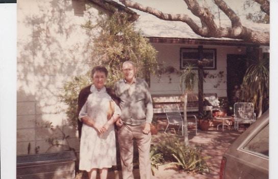 Adelaide and Tom Garrett