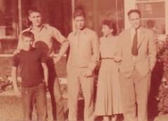 Thomas Garrett Family