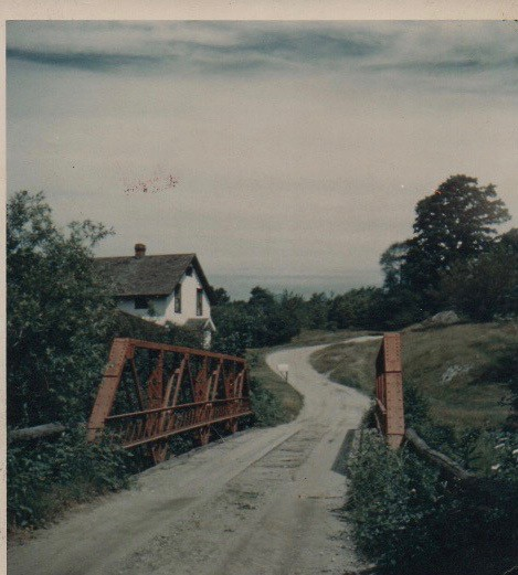 City Brook Bridge on West Street