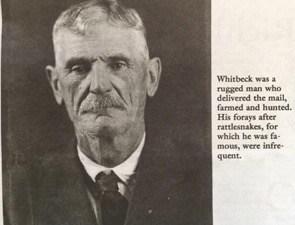 Ike Whitbeck
