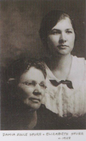 Damia Soule Spurr & Elizabeth Spurr