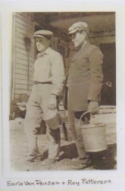 Earle Van Deusen and Roy Patterson