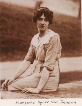 Marjorie Spurr Van Deusen