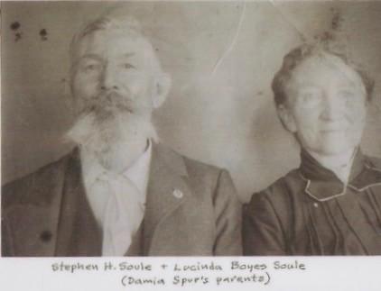 Stephen H. Soule & Lucinda Boyes Soule