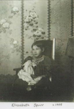 Elizabeth Spurr c.1905