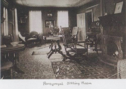 Pennyroyal Sitting Room