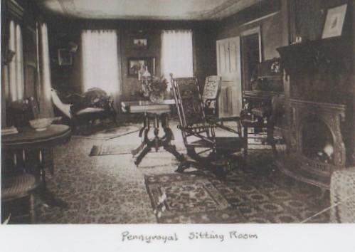 Pennyroyal Sitting Room