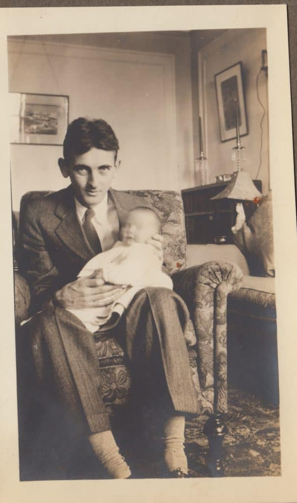 Malcolm and Baby Jean Spence