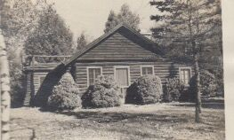 Spence/ Furcht Cabin ( approx. 1930s)