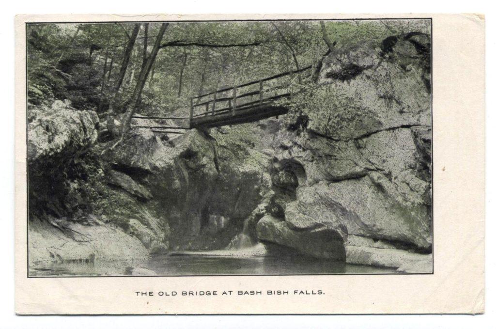 The Old Bridge at Bash Bish Falls