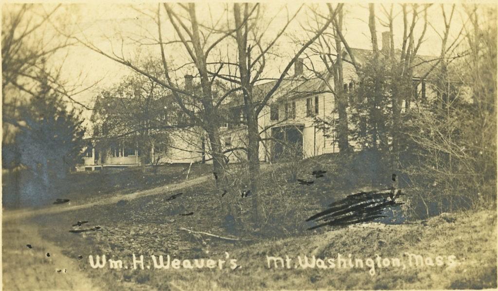 William H. Weaver's