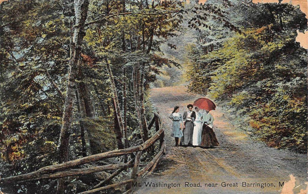 Mount Washington Road