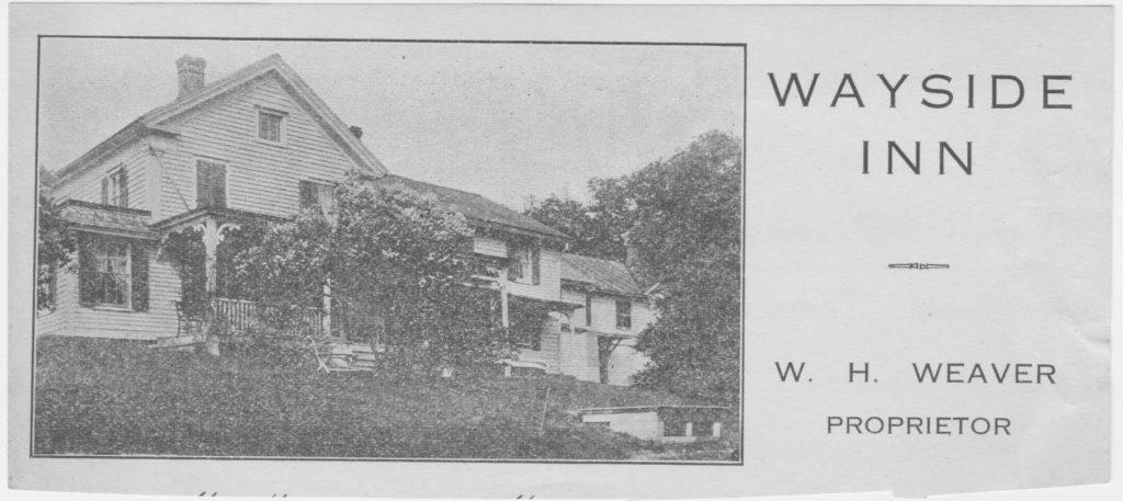 W. H. Weaver Wayside Inn