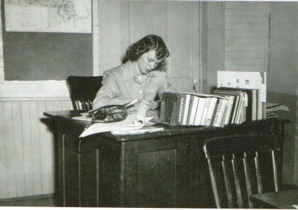 Magaret (Peg) Mahar Laragh  – Teacher at North School