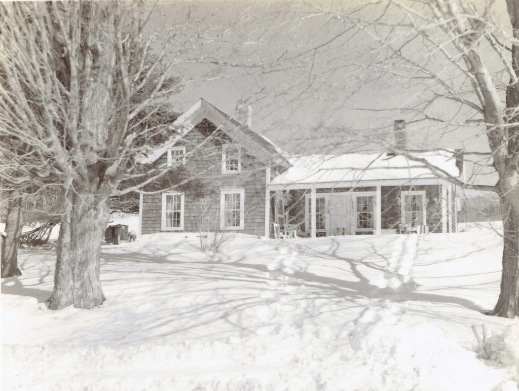 The Isaacson House