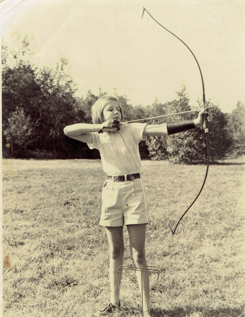 Suzanne Goyne Crowell, The Archer