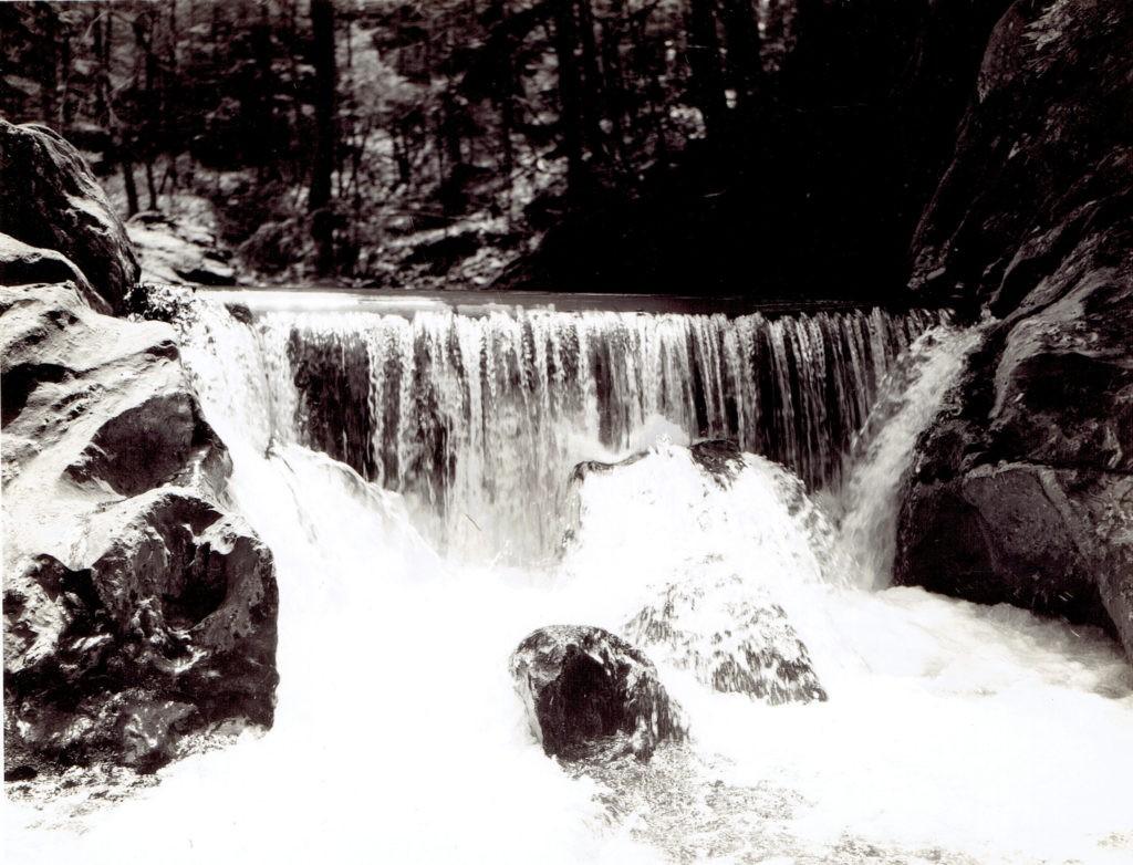 The Glen Dam (Destroyed by 1955 Hurricane)
