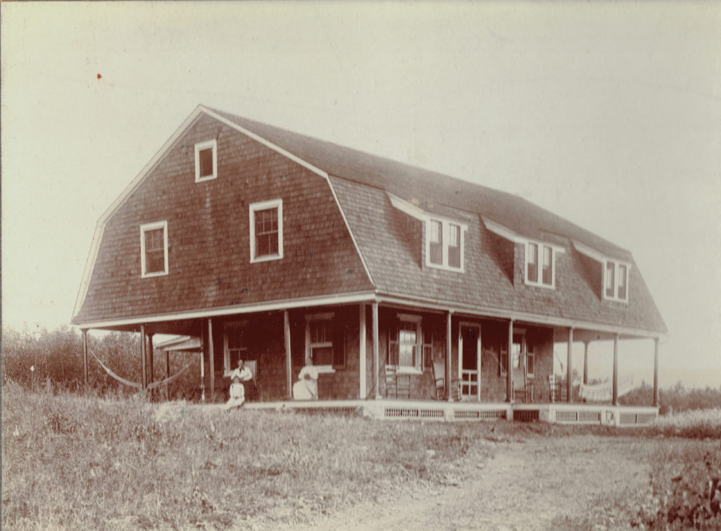 Walter House, Club Grounds 1899