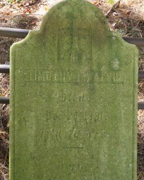 Gravestone of Timothy L. Walsh