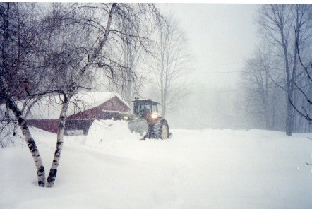 Blizzard of 1995