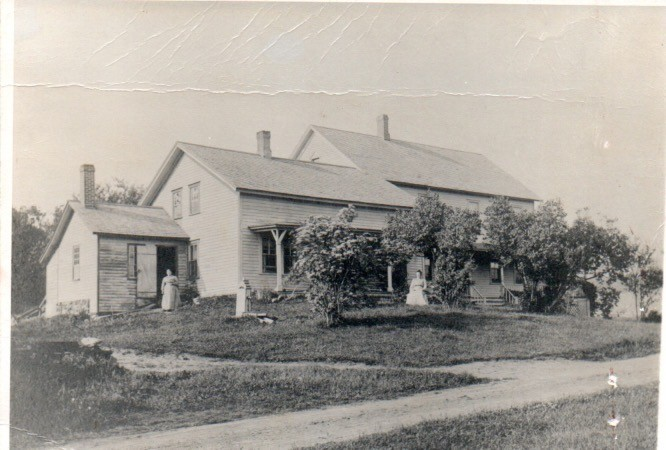 Howard Lamson's  House 1890's