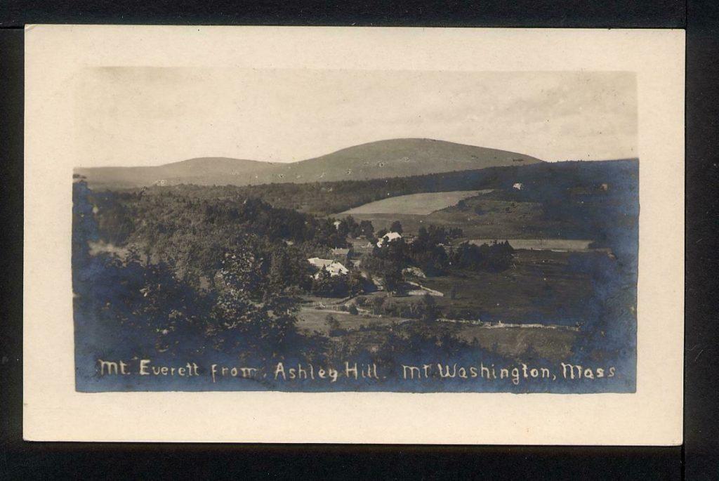 Mt. Everett from Ashley Hill